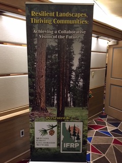 Regional Workshop MFCN co-sponsored with Idaho Forest Partners March 2018